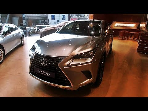 2019 LEXUS NX 300h F-SPORT Inside Showroom Review | Perfect Hybrid SUV | The CarTrigger