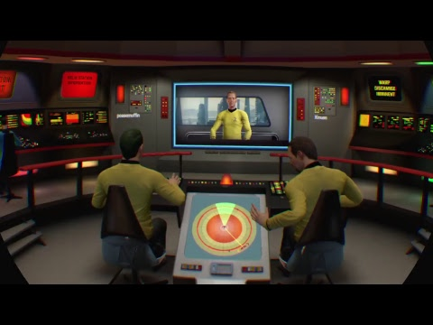 justinpardy's Live PS4 Broadcast star trek bridge crew more fun