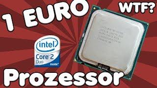 Was kann ein 1 EURO Prozessor? | Alten Computern ein bisschen leben einhauchen