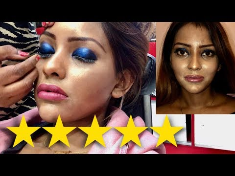 I WENT TO THE BEST REVIEWED MAKEUP ARTIST IN DUBAI
