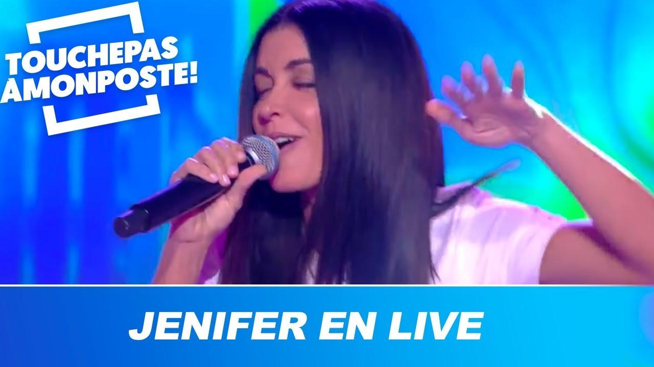 Jenifer - Respire (Live @TPMP)