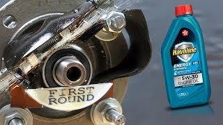 Texaco Havoline Energy MS 5W30 Jak skutecznie olej chroni silnik?