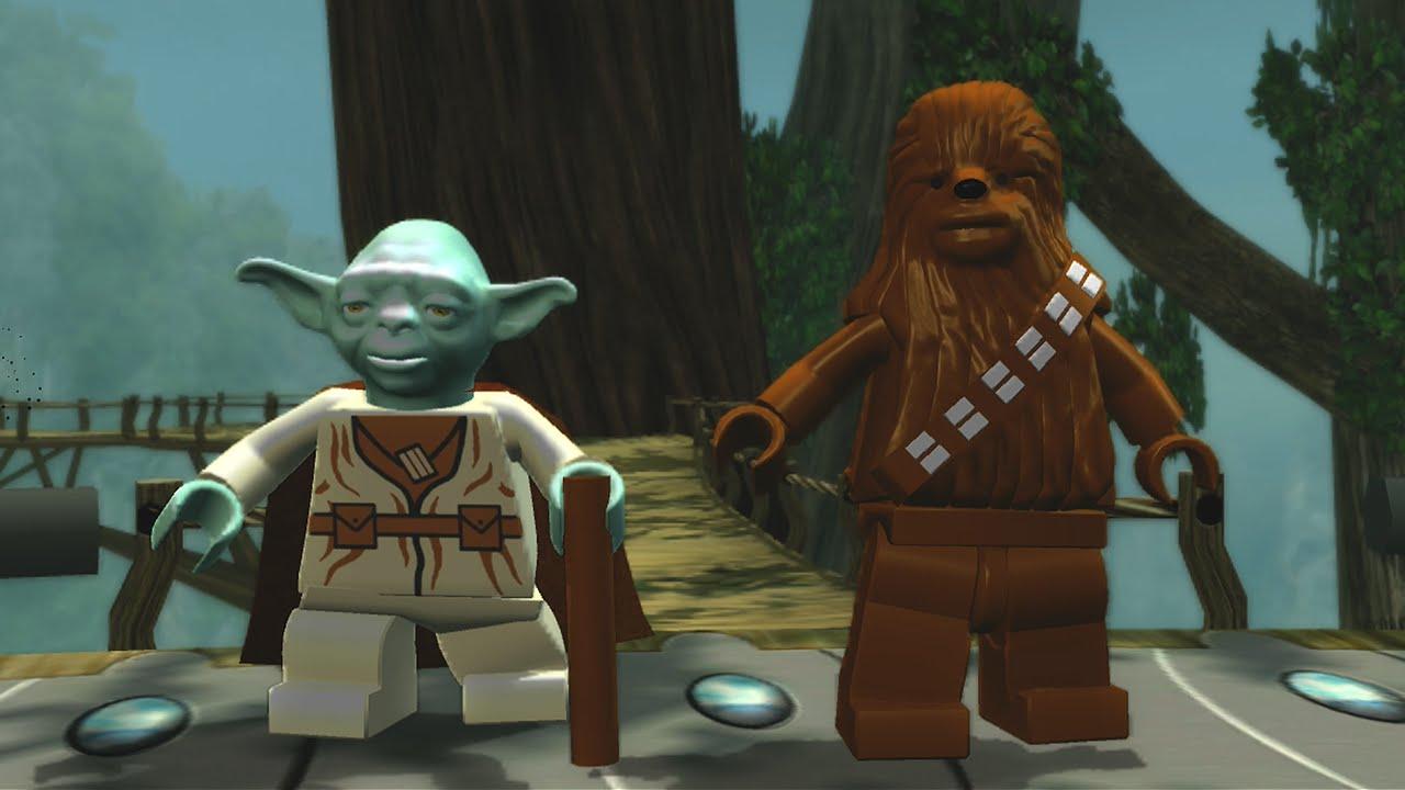 lego star wars: the complete saga - walkthrough part 16