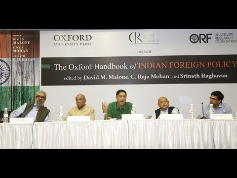 Launch of Handbook on Indian Foreign Policy