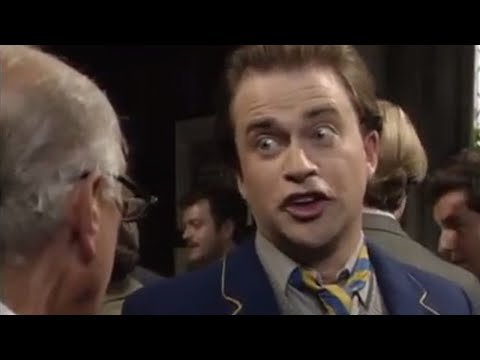 Tim Nice-But-Dim's school re-union - Harry Enfield - BBC