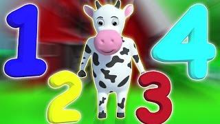 numéros chanson | apprendre les chiffres | enfants chanson | Number Rhyme | Kids Counting Numbers