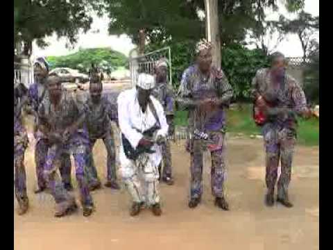 JUJU MUSIC WITH PRINCE ADEOYE OF BENIN