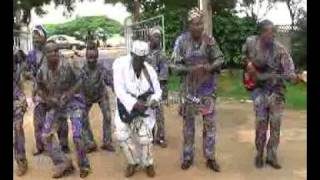 JUJU MUSIC WITH PRINCE ADE-OYE OF BENIN