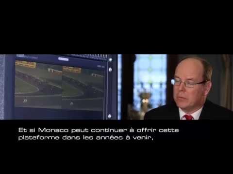 Interview of H.S.H. Prince Albert II of Monaco