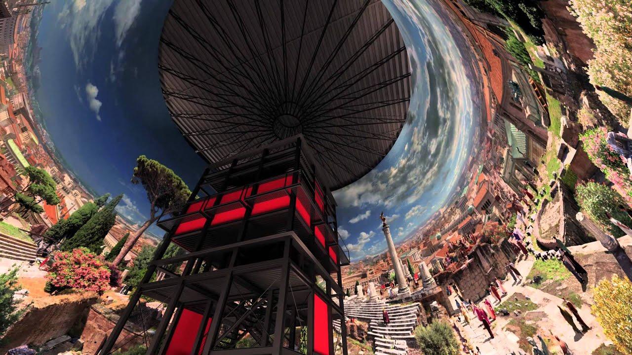 Le Panorama Xxl De Rouen Youtube