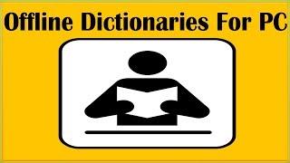 4 Best Free Offline Dictionaries For PC Windows 10 Windows 7 Windows 8 Linux Mac To Look Up Words screenshot 1