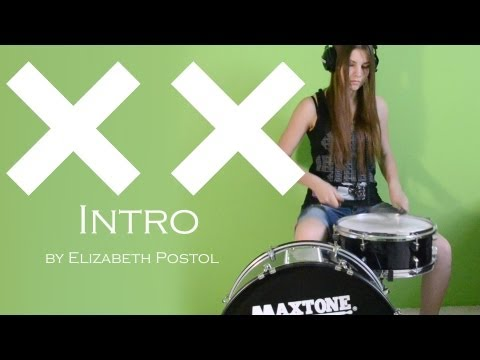 The xx - intro ( cover by Elizabeth Postol )