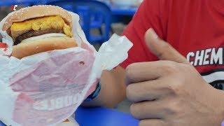 KCHUP MKAN: Burger Nasi Lemak