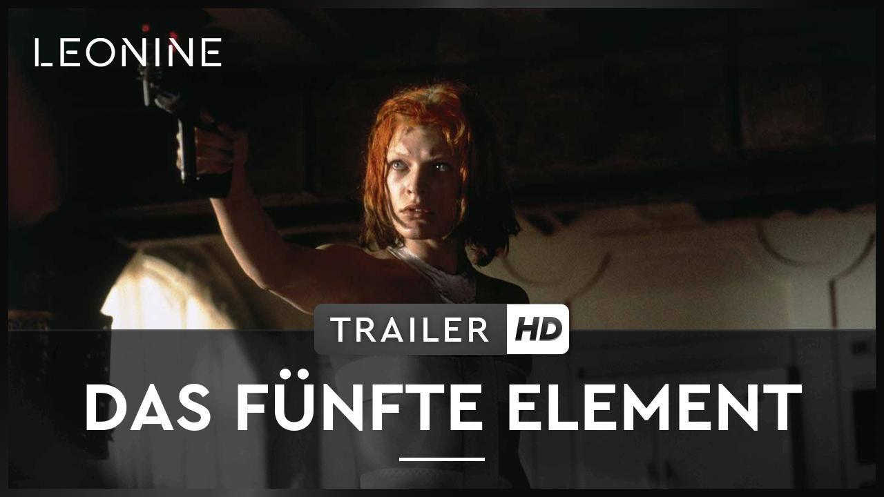 Das fünfte Element - Trailer (deutsch/german)