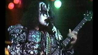 "Kiss - X-Ray Eyes   ""Video"""