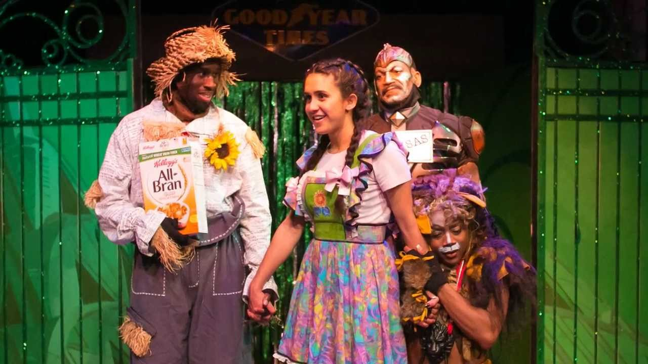 Download The Coterie returns to Oz in THE WIZ - Live On Stage This Holiday Season!