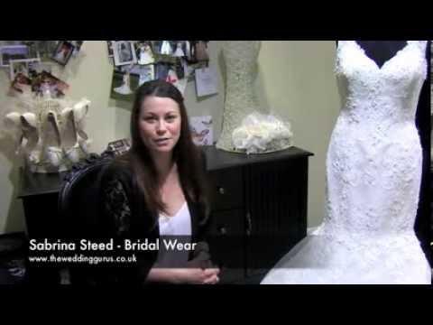 Milton Keynes Wedding Fair Supplier - Sabrina Steed Bridal Wear - The Wedding Gurus