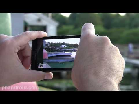 Motorola Droid X: Camera and Camcorder Review