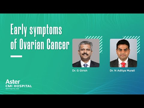 The Early Symptoms Of Ovarian Cancer   Cancer Care Hospital In India - Aster CMI Hospital Bangalore