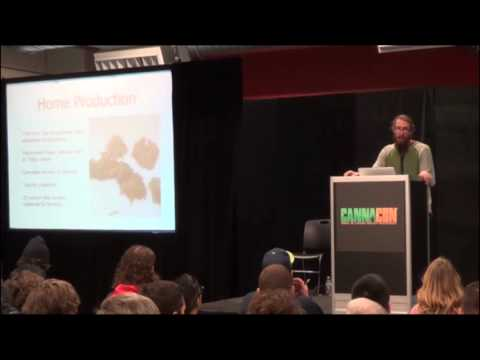 The Hash Series: RosinTech w/Jeff Church - CannaCon 2016
