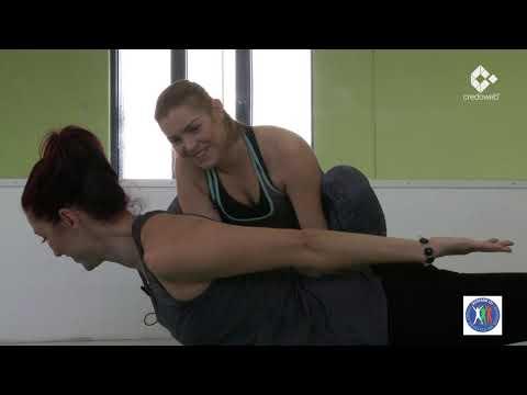 Комплекс от упражнения в домашни условия за хора с болест на Бехтерев от HEAL FIT Gymnastics
