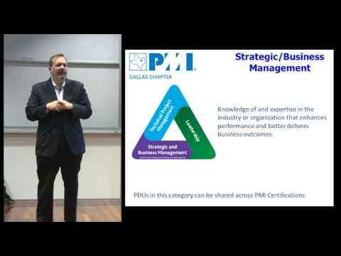 Project Management Professional Development Units | Naveen Jindal ...