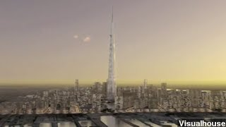 Saudi Tower Enters Race For World's Tallest Building