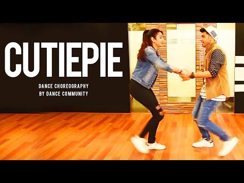 Cutiepie | ADHM | Dance Choreography By Dance Community | Avni Khadela And Shalin Padhair