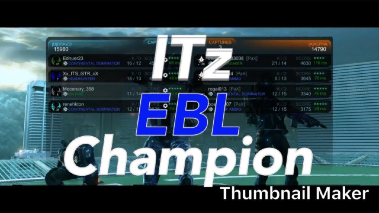 Download EBL Champions   Blacklight : Retribution   ITz   Gameplay