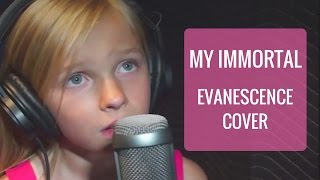 My Immortal (Evanescence cover) by 10 Year Old Jadyn Rylee | Kidz Sparkle