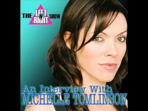 An  with Michelle Tomlinson