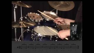 Learn Drums Lesson - The Shuffle Groove