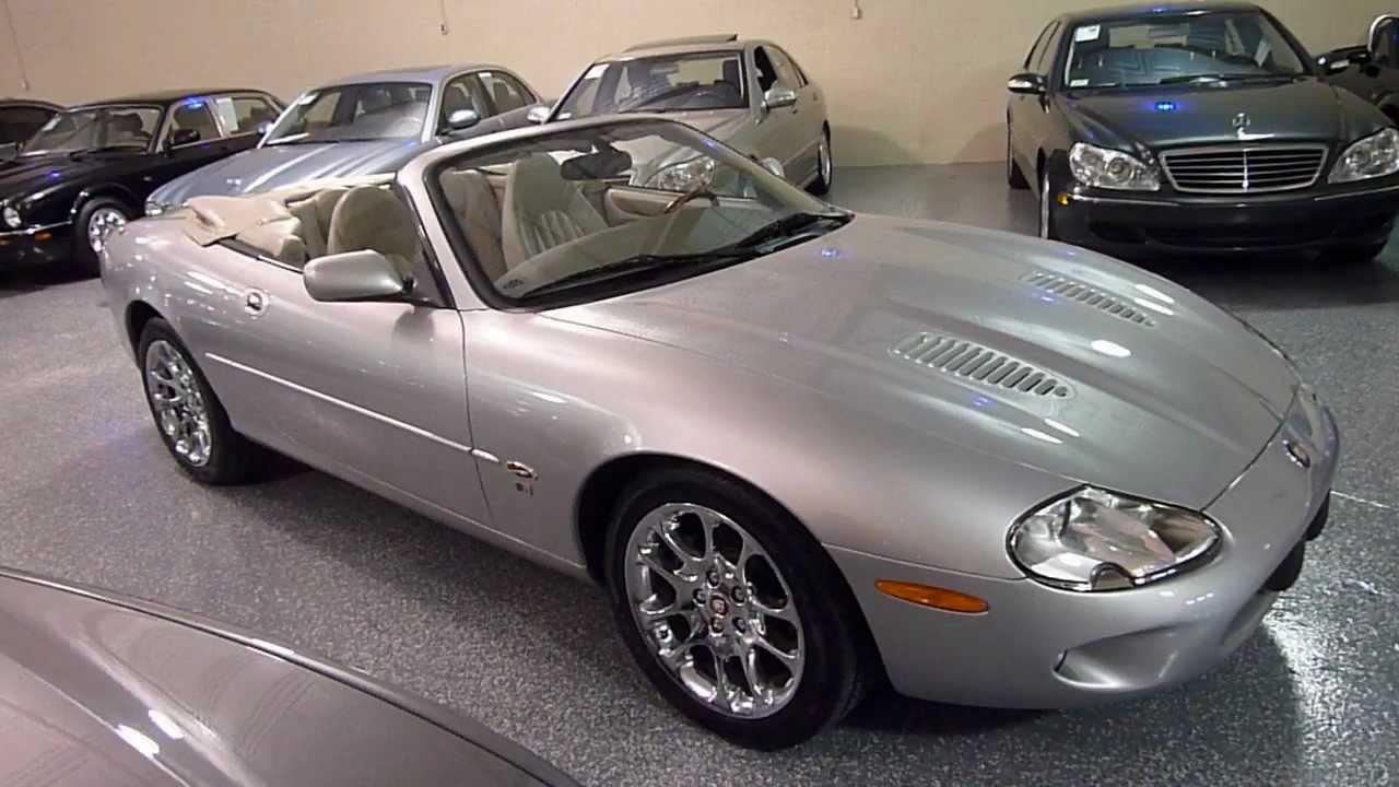 2000 jaguar xkr 2dr