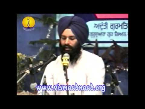 AGSS 2001 - Raag Sorath : Dr Alankar Singh Ji Patiala