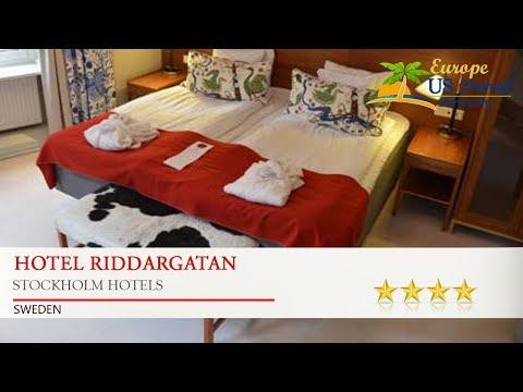Hotel Riddargatan - Stockholm Hotels, Sweden