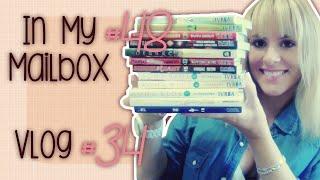 In My Mailbox [48] - Vlog [34]: Compras veraniegas de 2015! (Book-Haul)