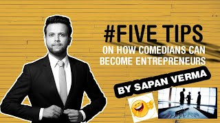 Sapan Verma on Why Youngsters Should