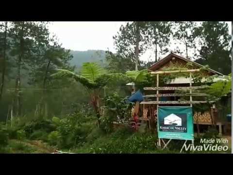 Wisata Alam Ke Karacak Valley, Garut, Jawa Barat