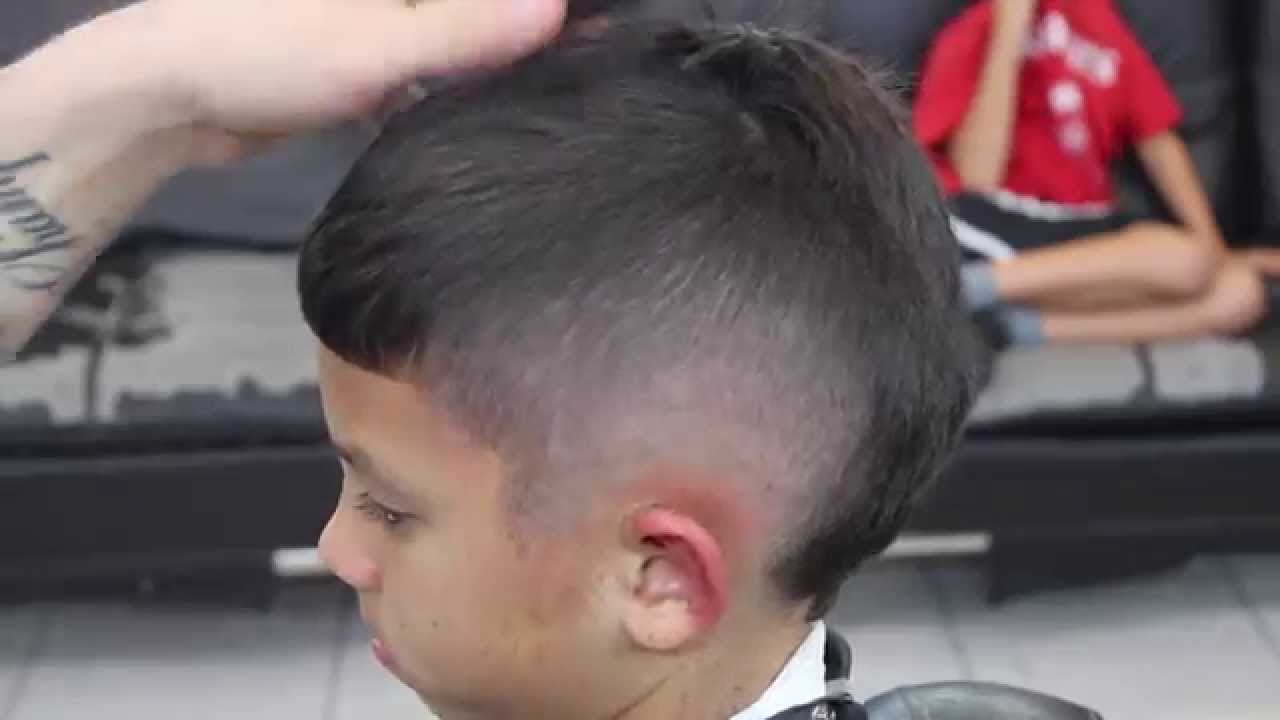 How To Do A Mohawk Haircut By Will Perez Youtube