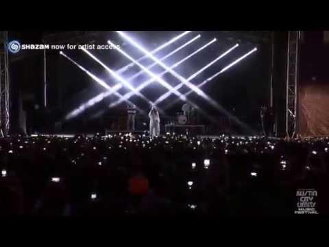Lorde - Flashing Lights/Bravado on ACL 2014.
