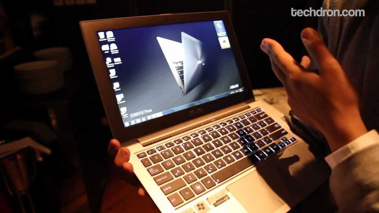 Specifications, reviews and information for the asus zenbook prime ux21a ultrabook.
