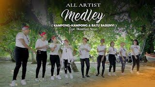 MEDLEY (Kampong-Kampong & Batu Babunyi)_10 Penyanyi Wanita Indonesia Timur Ber-adu Vokal LAGU AMBON