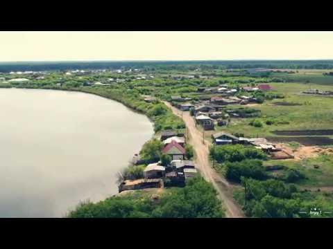 с. Матвеевка, Курганская область, начало лета.