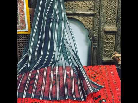 Indian Curtain Drapery for Home Decor Accents