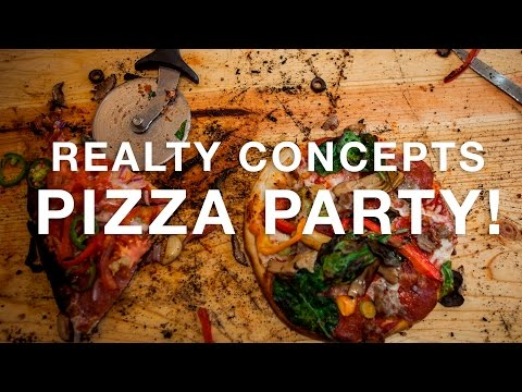 Realty Concepts Pizza Party