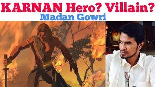 Karnan | Tamil | Madan Gowri | MG