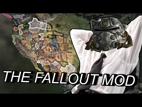 Return Of The Fallout Mod - Hearts Of Iron 4 |