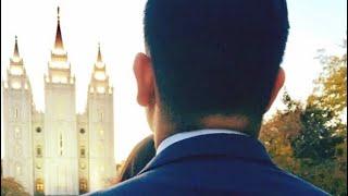 #Utah Salt Lake Temple Wedding // Luis + Michele