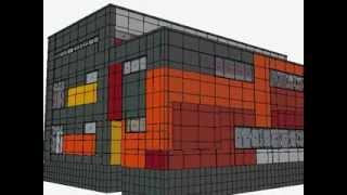 видео Вентилируемый фасад, технология создания конструкции и обзор материалов