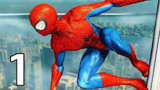 The Amazing Spider-Man - INTRO | Android Gameplay HD #1